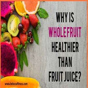 Fruits or fruit juices