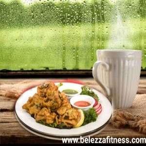 "Pakora and chai?? Say ""NO"" to it Bhai!!!"