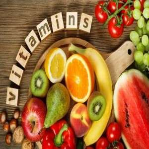 DOES MY NATURAL DIET CONSIST OF VITAMINS?