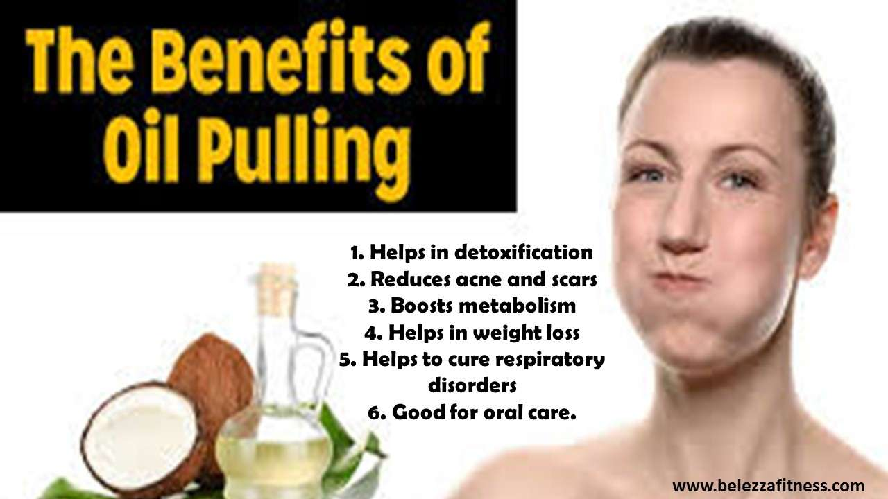 Oil pulling - A morning detox