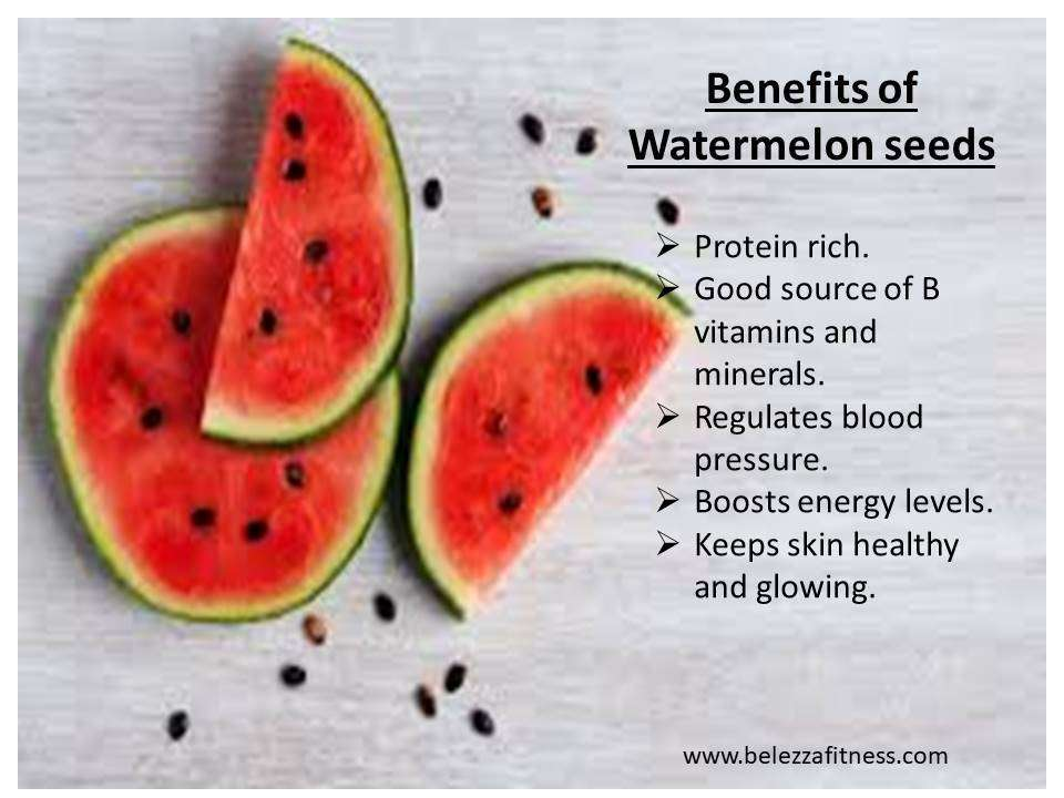 Watermelon seeds- A nutrient powerhouse