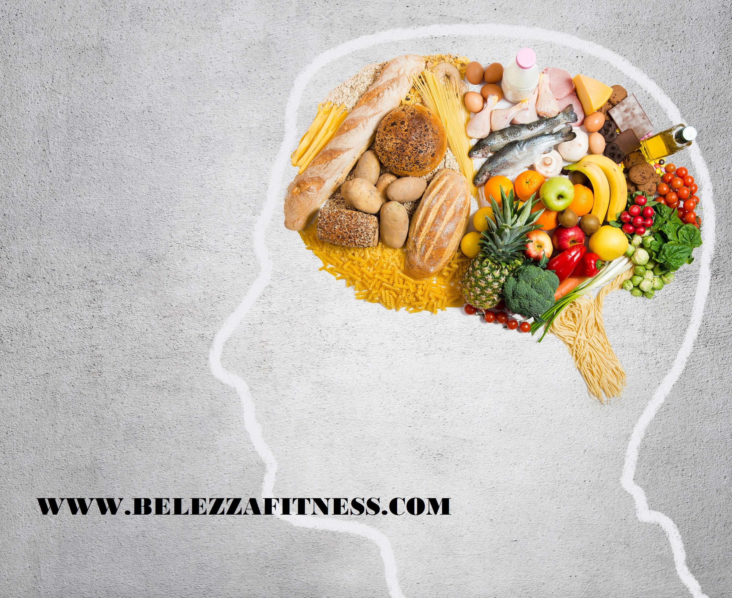 GOOD FOOD,GOOD MOOD! How food affects our mental health.