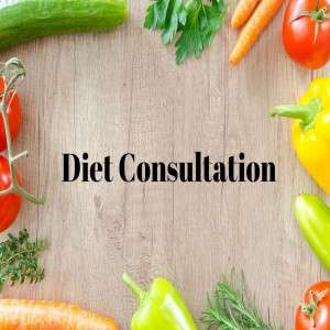 One time Diet Consultation