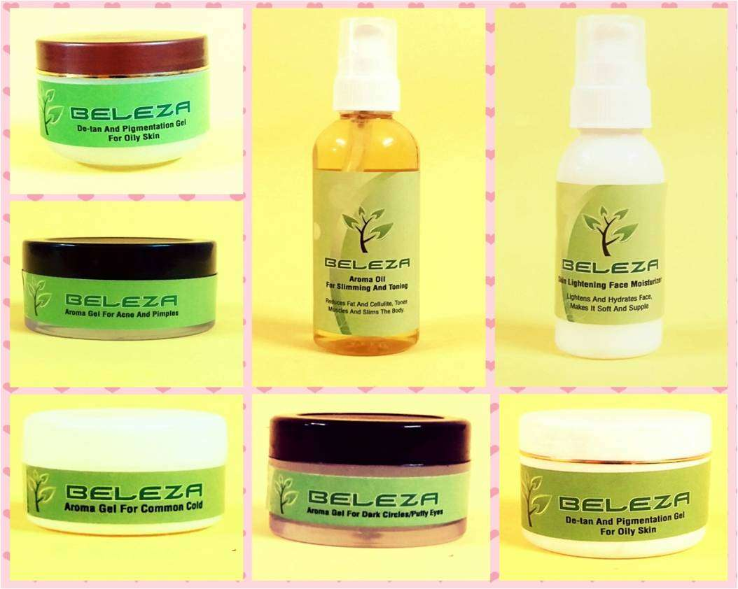 Herbal Skin and Hair Products