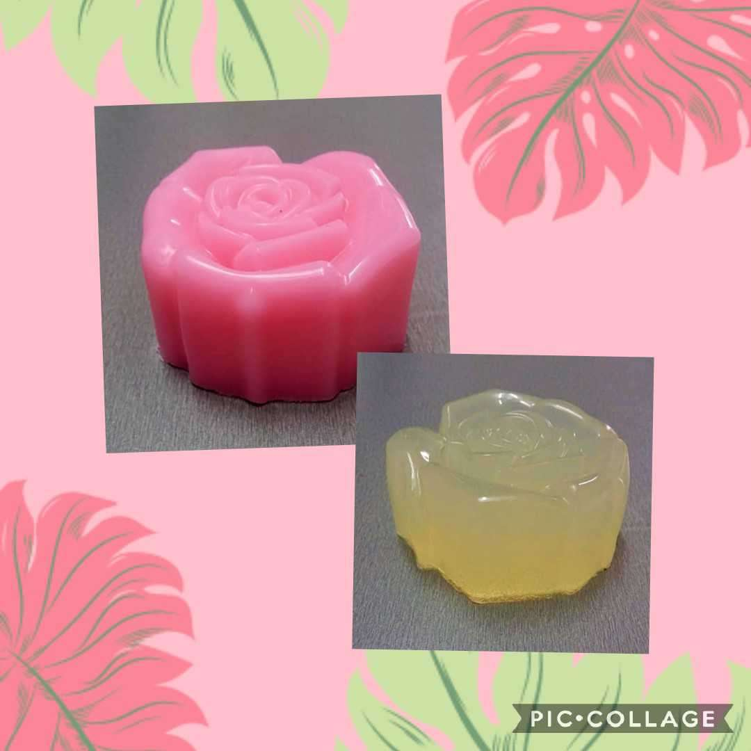 Aroma soap for children and babies