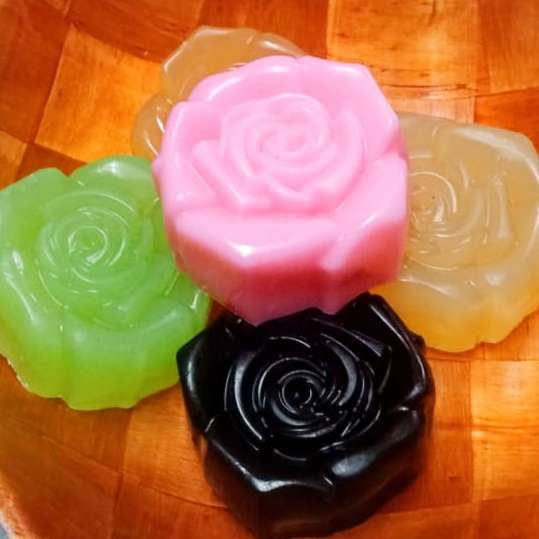 Aroma soap for adults