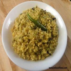 Bajra and Moong Dal Khichdi