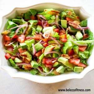Mexican tossed salad