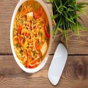 Thai pot noodle