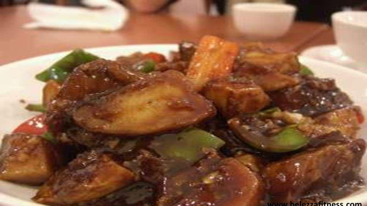 eggplant diet recipe