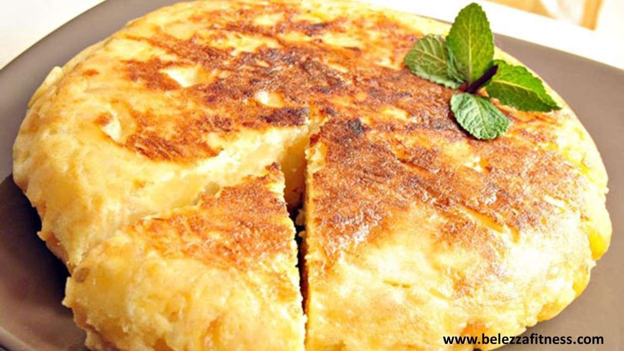 Spanish Egg Omelette